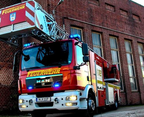 DLK GL CS 23/12 Feuerwehr Wunstorf