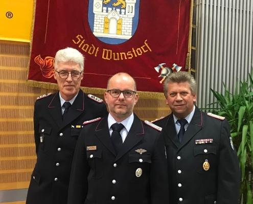Siegfried Heimann, Frank Meyer, Uwe Heidorn